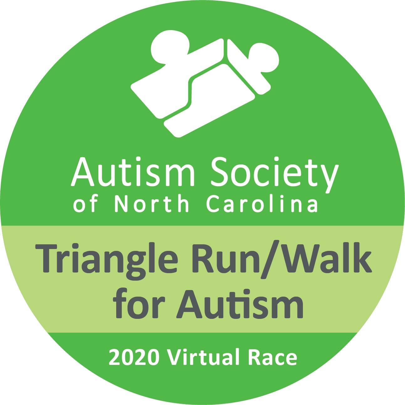 2020 Virtual Triangle Run/Walk for Autism