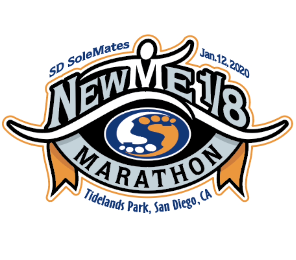 2020 New Me 1/8th Marathon