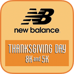 2020 New Balance Thanksgiving Day 8K and 5K