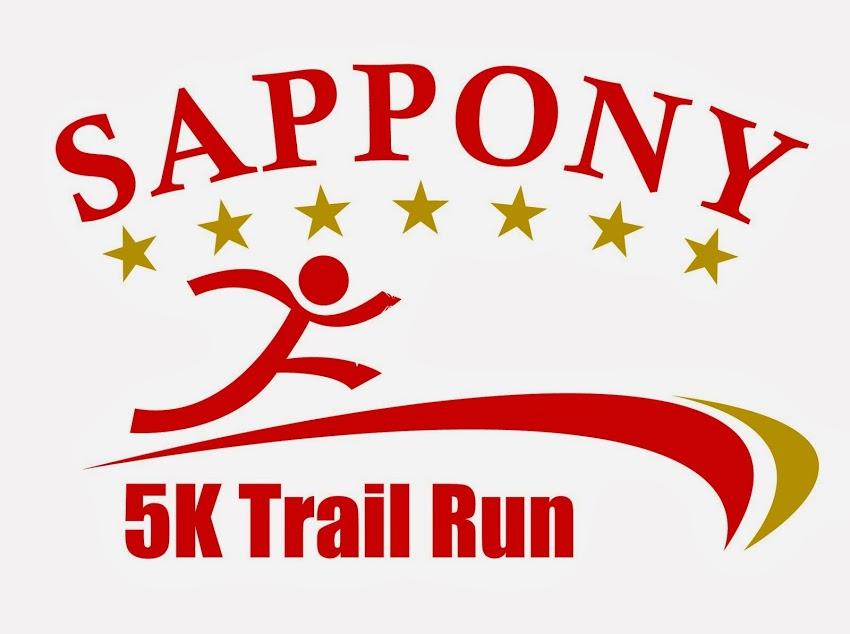 Sappony 5K Trail Run/1 Mile Fun Run