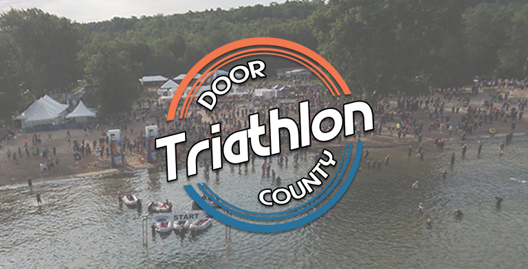 2021 Door County Triathlon HALF