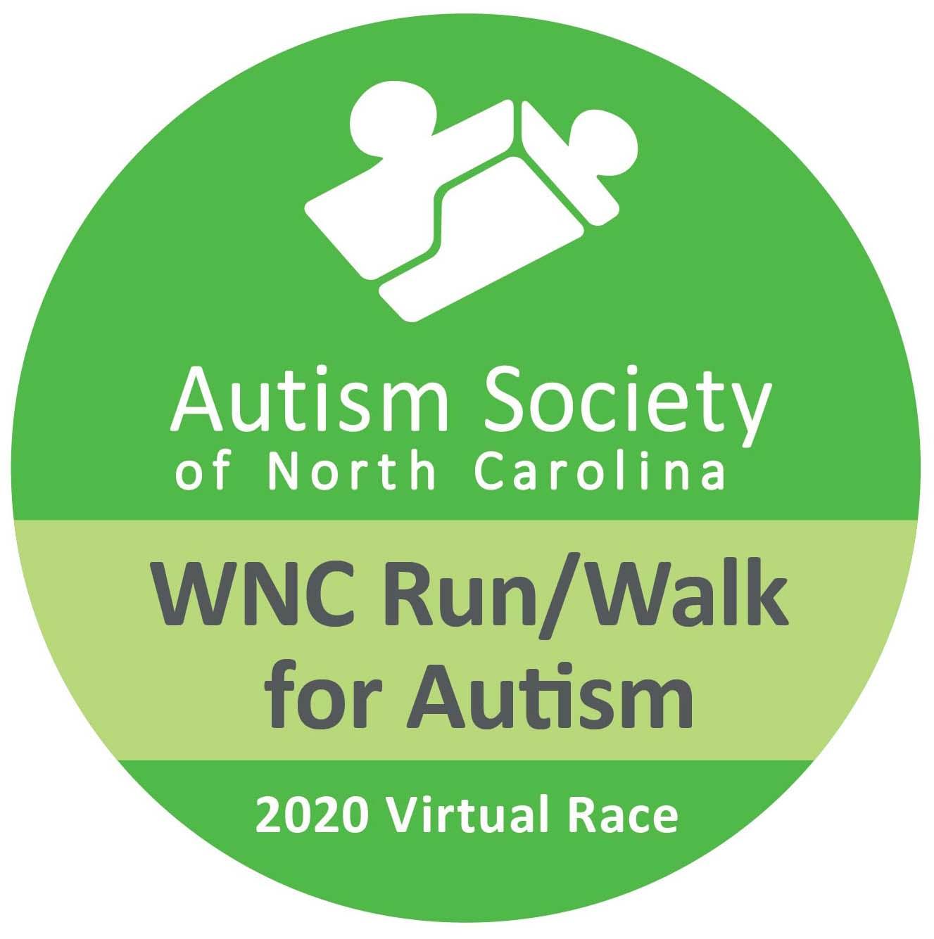 2020 Virtual WNC Run/Walk for Autism