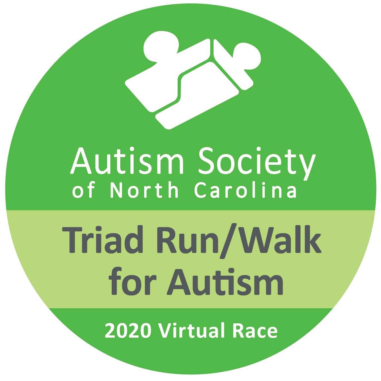 2020 Virtual Triad Run/Walk for Autism