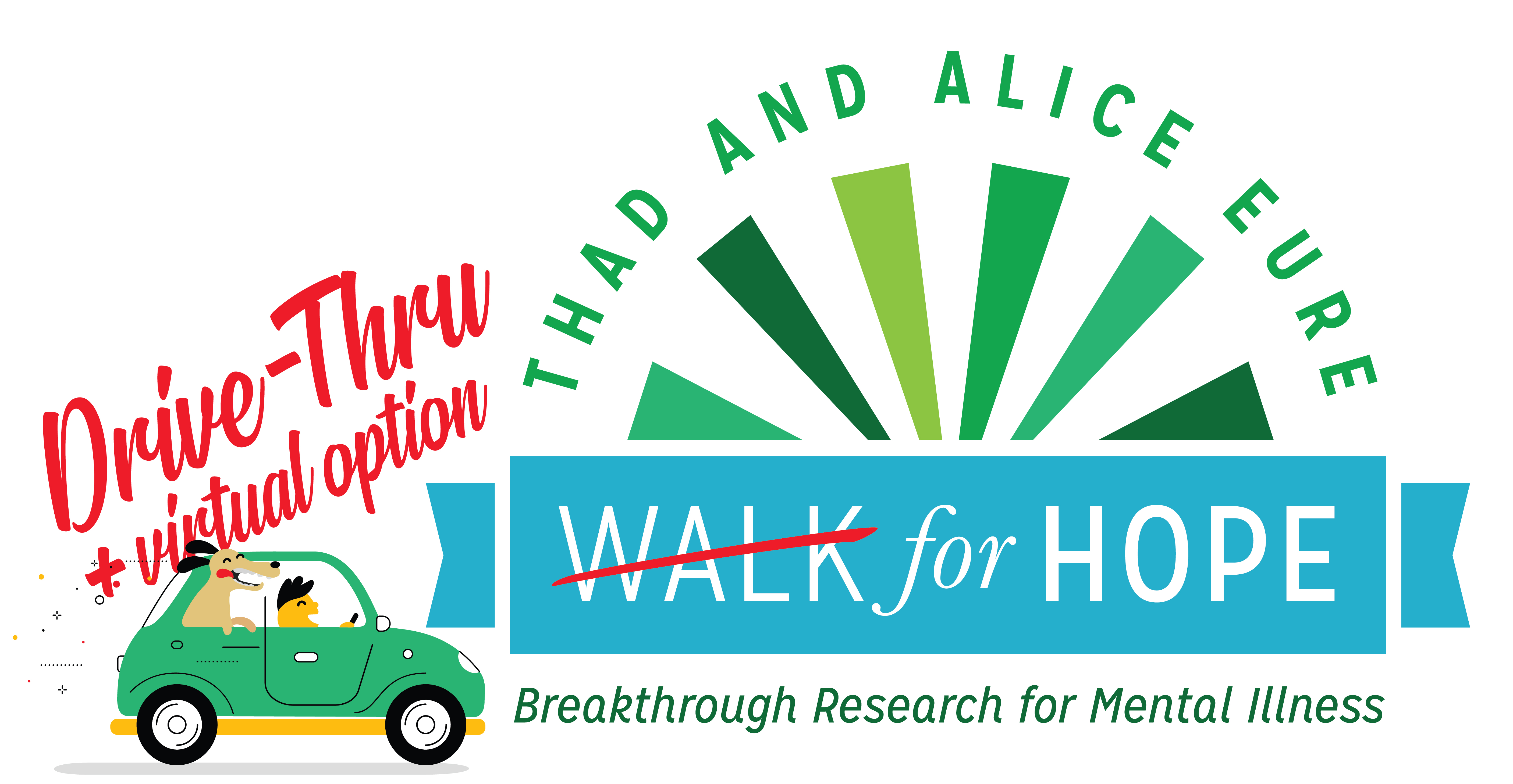 33rd Annual Thad & Alice Eure Walk for Hope & Virtual Option
