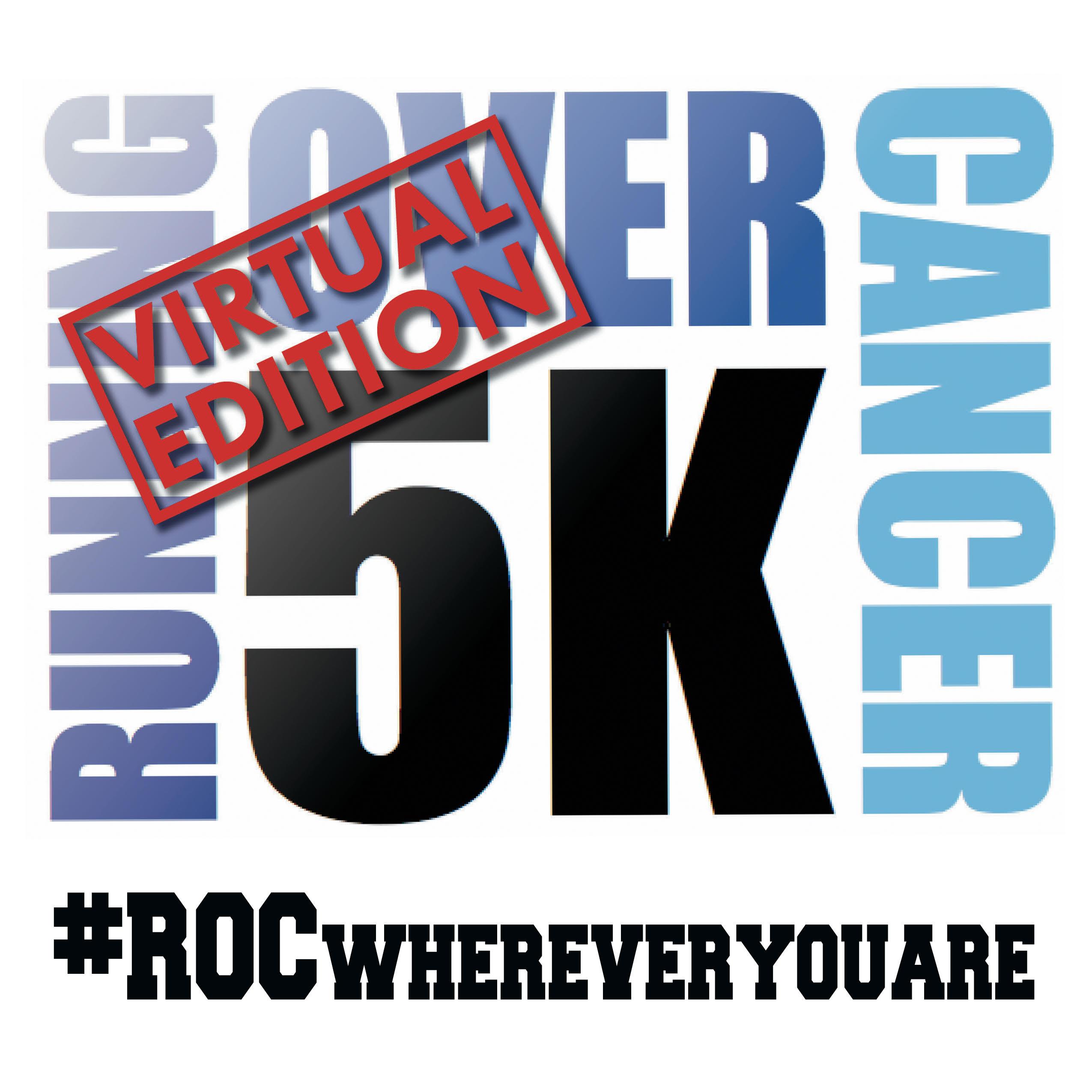 2021 Running Over Cancer Virtual 5K