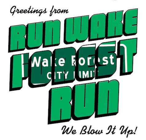 Run Wake Forest Run 5k