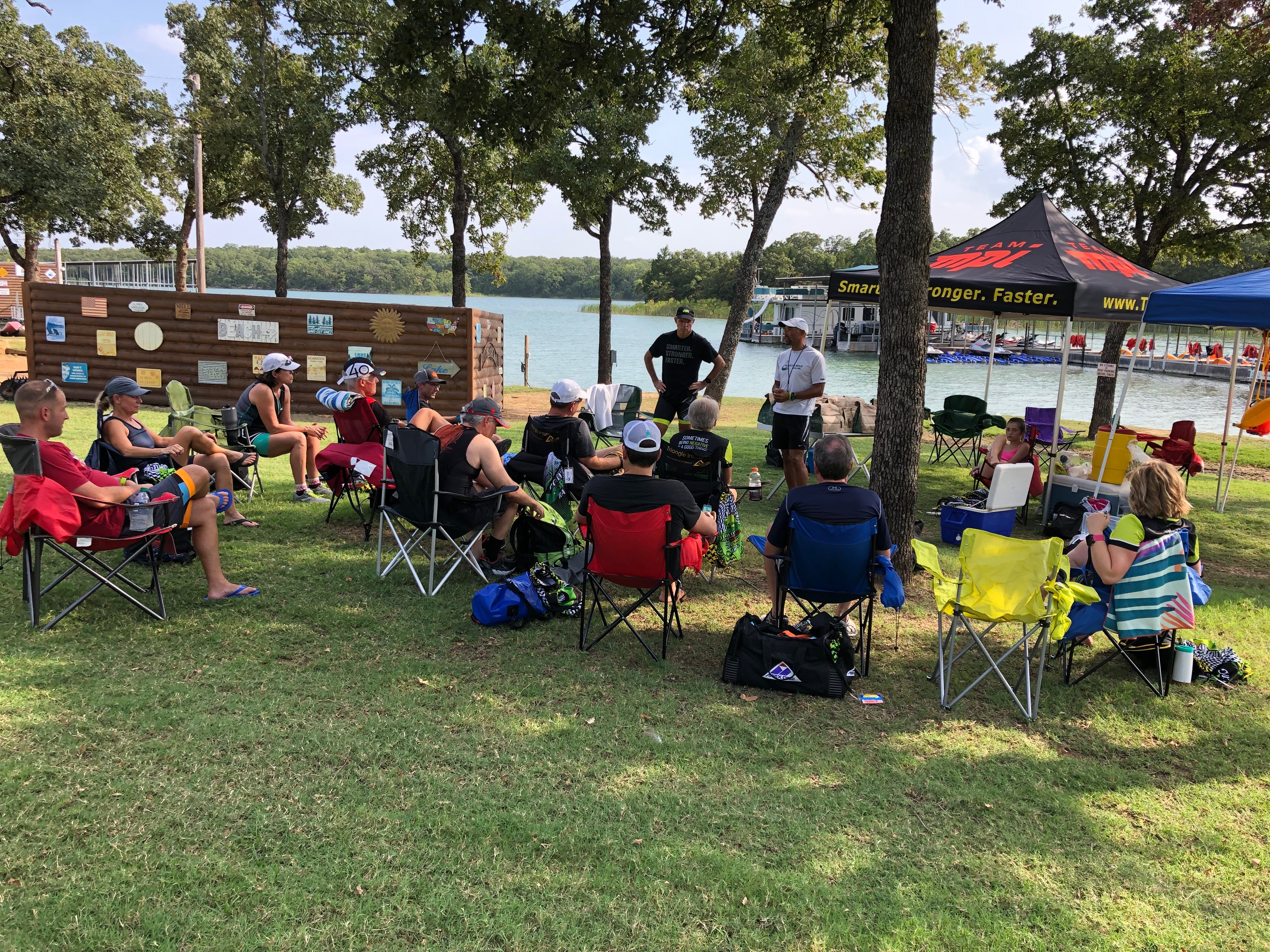 Negative Split Racing Summer Camp